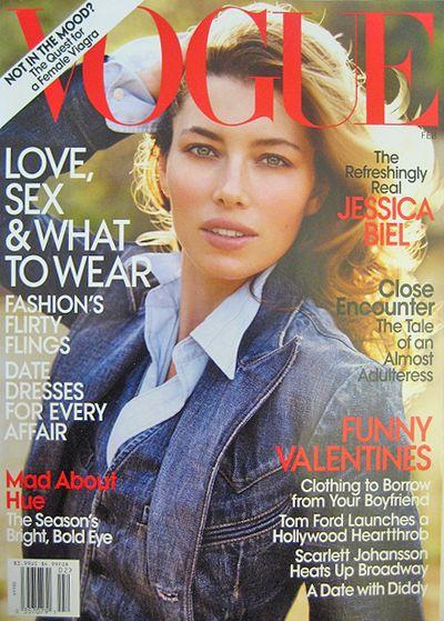Vogue February